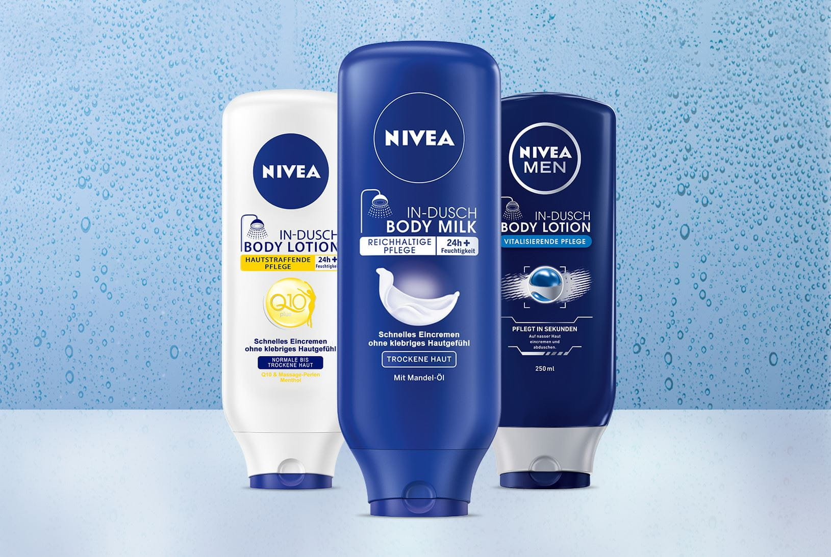 Innovation NIVEA In-Dusch Body Lotion